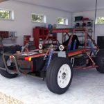 Felnőtt a játék, azaz normál autó mérettel is bemutatkozott a Tamiya egyik leghíresebb távirányítós kisautója