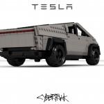 Tesla-Cybertruck-made-from-LEGO-bricks-1