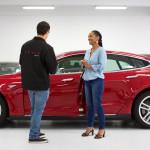 Két új autó átvételi módot vezetett be a Tesla, hogy csökkentse az emberi kontaktust