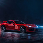 Csupán 15 darab készül a klasszikus versenyautók előtt tisztelgő modern Ferrari átiratból
