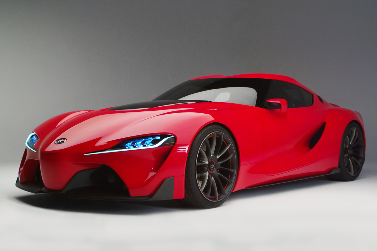 Toyota BMW sportkupé hír