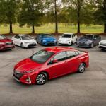 Továbbra is a Toyota a hibridezés legjobbja, már 15 millió ilyen autót értékesítettek világszerte