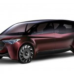 Komfortos üzemanyagcellás Toyota