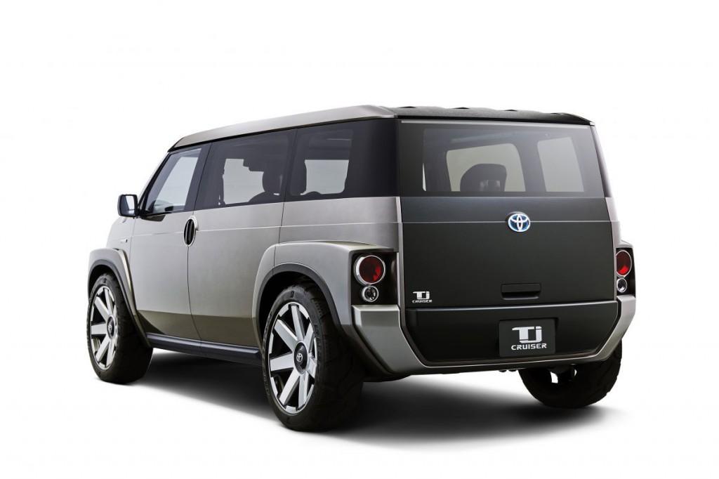 Toyota TJ Cruiser: a szerszámosláda öröme