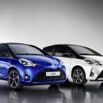 Itt az új Toyota Yaris