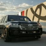 A Land Cruiser a világ leggyorsabb SUV-ja