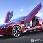 VW MG E-Motion concept 2017-1