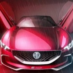 VW MG E-Motion concept 2017-2