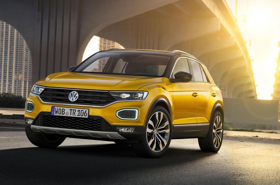 VW T-Roc2018