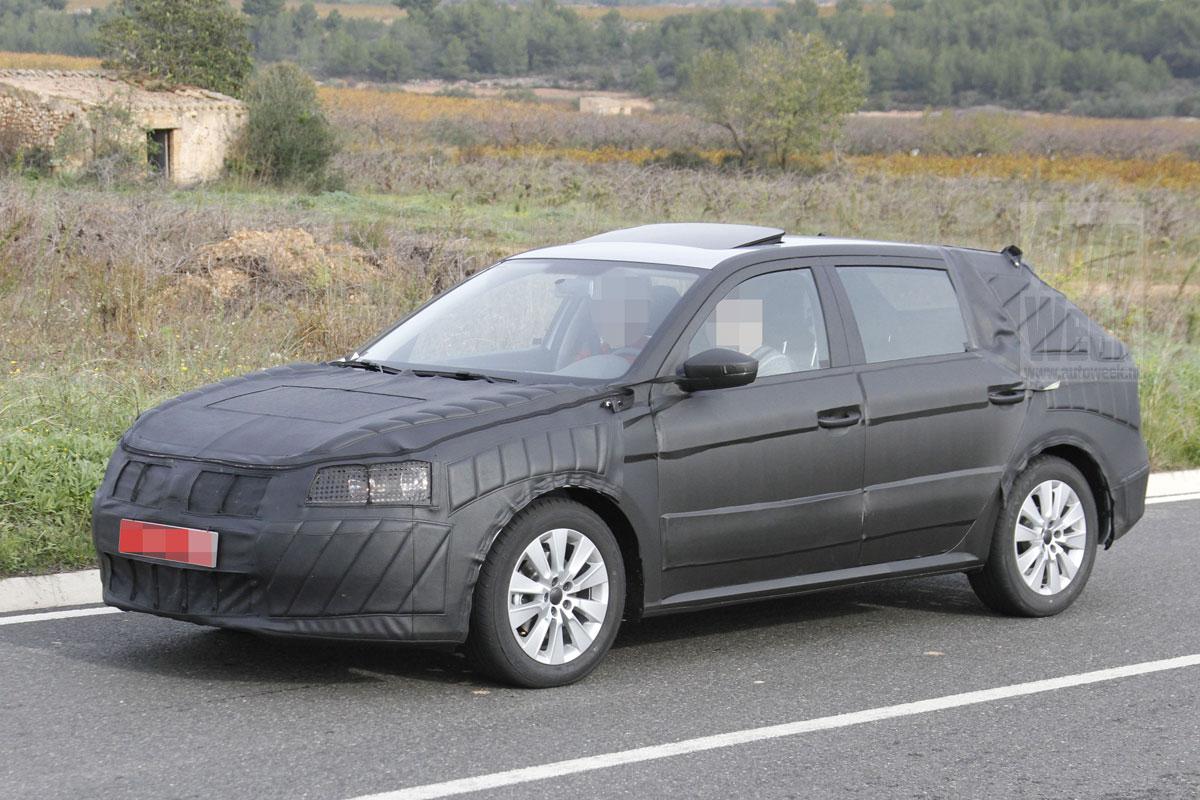 VW lowbrand concept