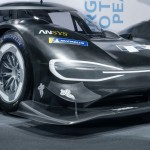 World premiere of the Volkswagen I.D. R Pikes Peak