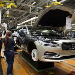Újraindult a termelés a Volvo üzemeiben