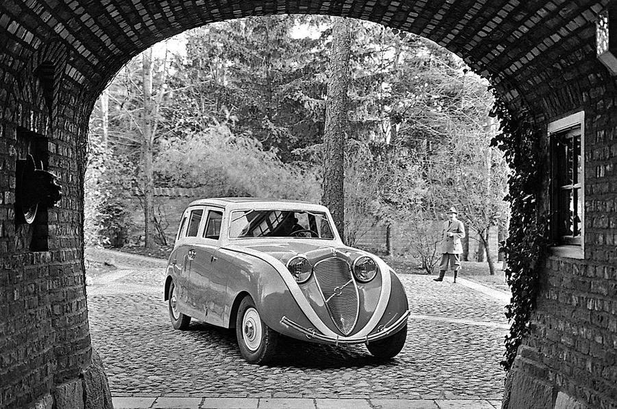 Volvo Venus Bilo 1933