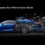 R8-at robbantva ünnepel az Audi
