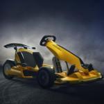 Lamborghini témára felépített elektromos gokarttal ünnepel a Xiaomi
