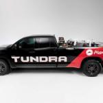 Magától süti a Pizzát az üzemanyagcellás Toyota Tundra
