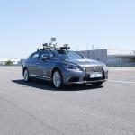 Már Európában tesztelik a Lexus önvezető rendszerét