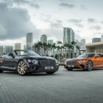 Erősödött a Bentley Continental GT belépő szintje