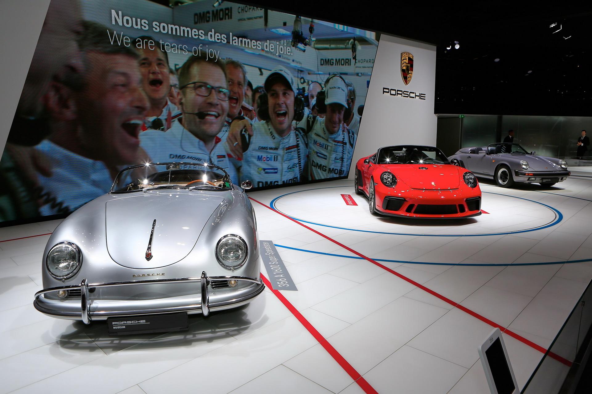 Amikor a Porsche enged