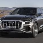 Nyomatékos dízellel mutatkozott be az Audi SQ8