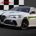 Múltidéző fényezéssel is kérhető a limitált Alfa Romeo Giulia széria