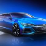 Sportkombi kivitelben is kapható lesz Európában a Volkswagen Arteon