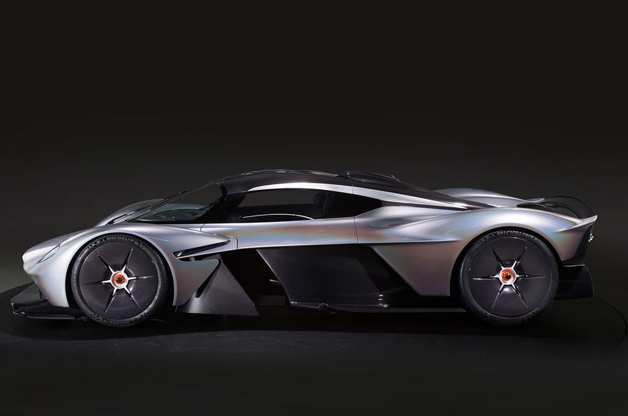 Aston Martin Valkyrie – részletekben