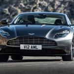 Új logót tervezett az Aston Martin