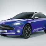 Ilyen lehet az Aston Martin SUV-jának végleges változata