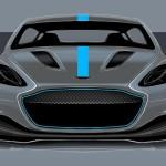 Jön az Aston Martin elektromos sportkocsija
