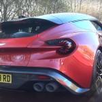 Londonban videózták le az első Aston Martin Vanquish Zagato Shooting Brake-et