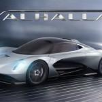 Valhalla néven jön az Aston Martin következő szupersportkocsija