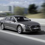 Bitang erős dízellel bővült az Audi A8 palettája
