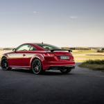 Versenyautós külsőt kapott az Audi TTS, avagy itt a Competition Plus csomag