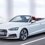 Itt az új Audi A5 Cabriolet