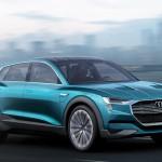 Elektromos terepjárót gyártana az Audi