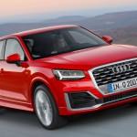 Kis crossovert mutatott be az Audi