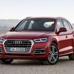 Élesebb és könnyebb az új Audi Q5