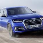 V8-as dízelmotor az új Audi SQ7-ben
