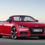 Sportosabb külsőt kapott az Audi TT