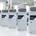 Kézfertőtlenítő automatát szabadalmaztat a győri Audi