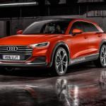 Néhány új részlet az Audi Q8-ról