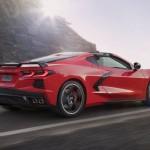 Középmotoros az új Corvette