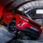A Velar stílusában jelent meg az új Land Rover Evoque