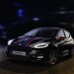 Feketén vörös, vagy vörösen fekete: spéci kiadással jelentkezik a Ford Fiesta