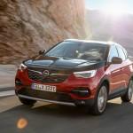 Hibridként lett összkerekes az Opel Grandland X