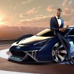 Rajzfilmbe tervezett autót az Audi