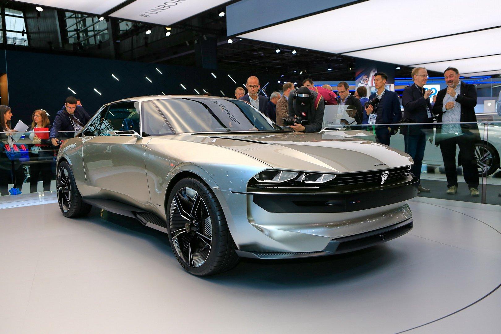 Sportkocsikat fog ismét gyártani a Peugeot