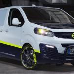 Feltűnősködik az Opel Zafira