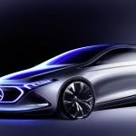 2022-ben jön a Tesla Model S rivális Mercedes EQE